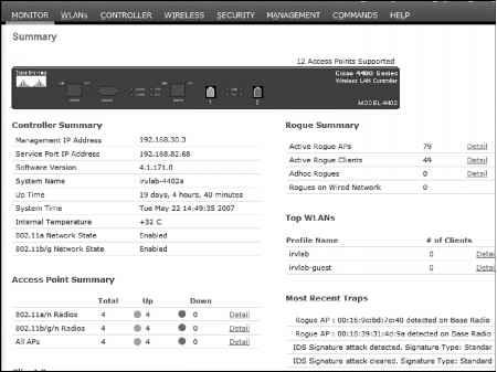 WLC Setup - Appliance Server - Cisco Certified Expert