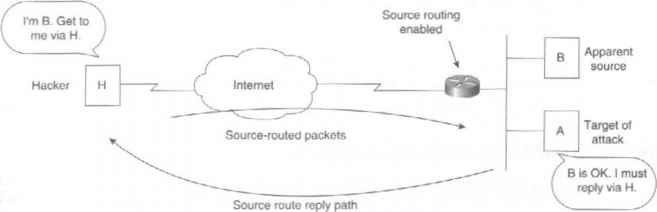 Disable IP Source Routing - Basic Security Services