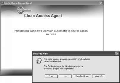 Alert Client And Server For Windows