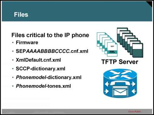 DHCP Service Setup Cont Phone Bootup - IP Telephony